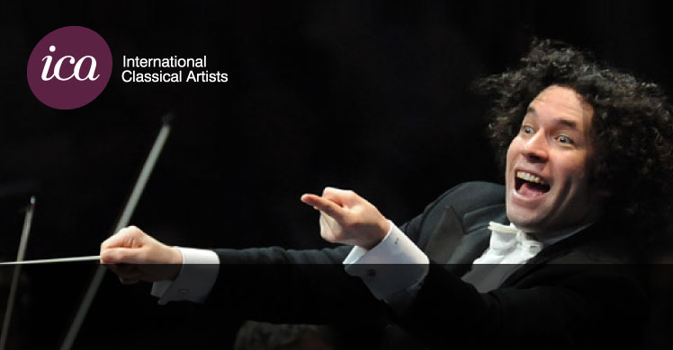 Van Walsum Management becomes ICA (International Classical Artists) and launches their new website to promote themselves and their artists individually.