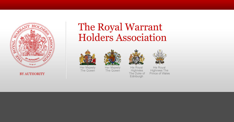 The Royal Warrant Holders Association gets a new home online with a public facing website and a members area for Warrant Holders